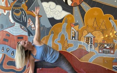 CALLING ALL BEER & YOGA LOVERS!